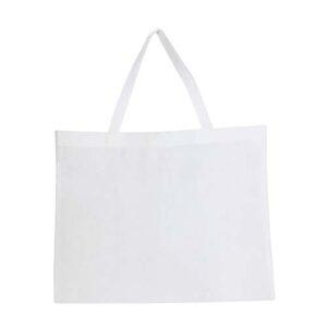 SIN 022 B bolsa rioja color blanco