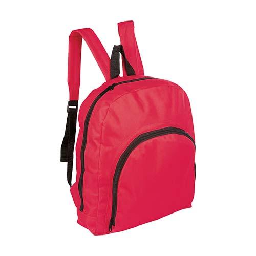 SIN 026 R mochila accent color rojo