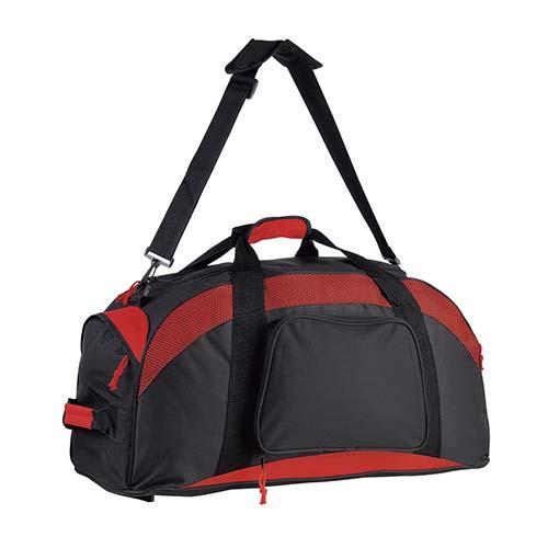 SIN 028 R maleta travel color rojo