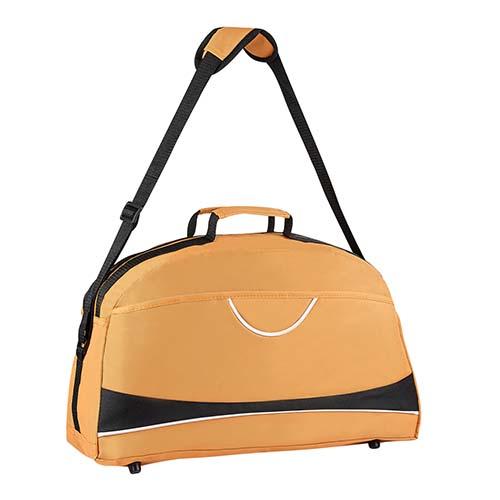 SIN 032 O maleta sport color naranja 3