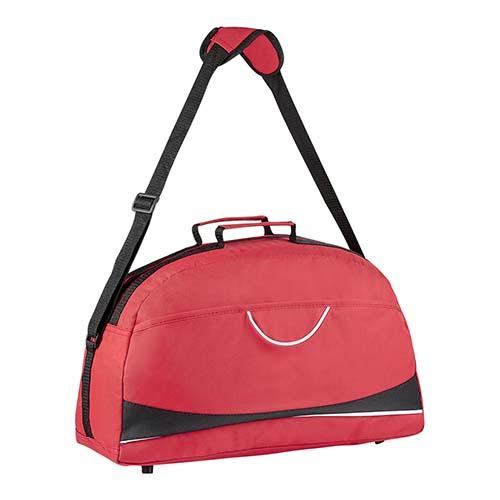 SIN 032 R maleta sport color roja
