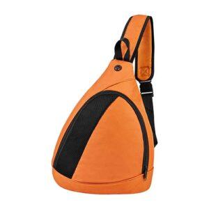 SIN 038 O mochila europe color naranja