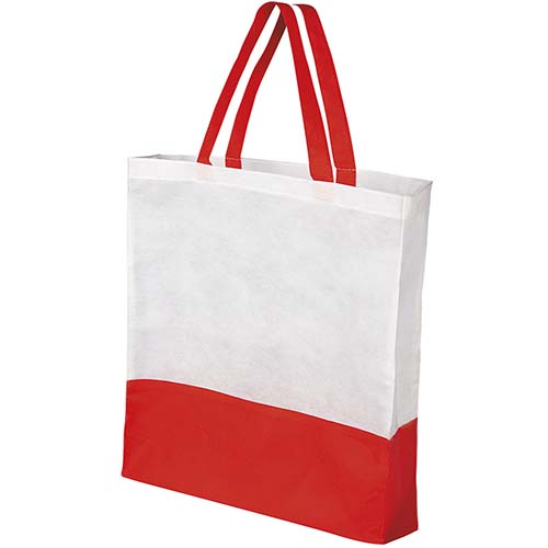 SIN 041 R bolsa shopper color rojo 3