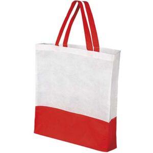 SIN 041 R bolsa shopper color rojo