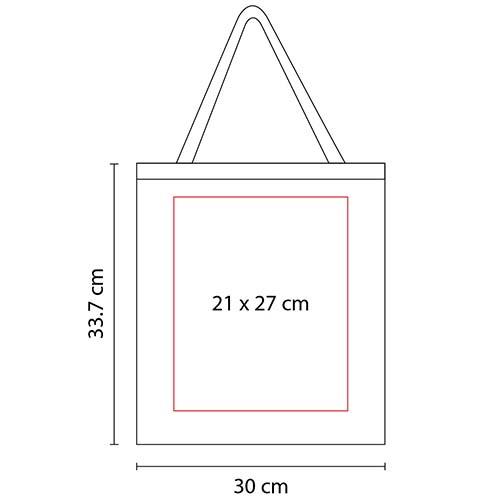 SIN 043 R bolsa toledo color rojo 2