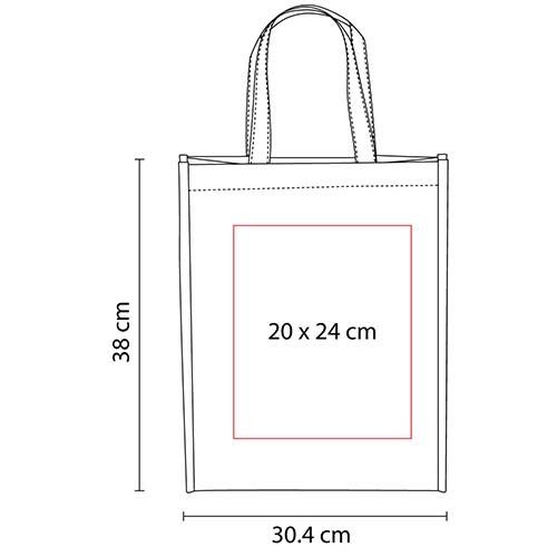 SIN 048 R bolsa avery color rojo 2