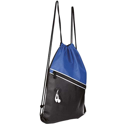 SIN 054 A bolsa mochila breton color azul 1