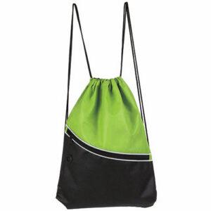 SIN 054 V bolsa mochila breton color verde