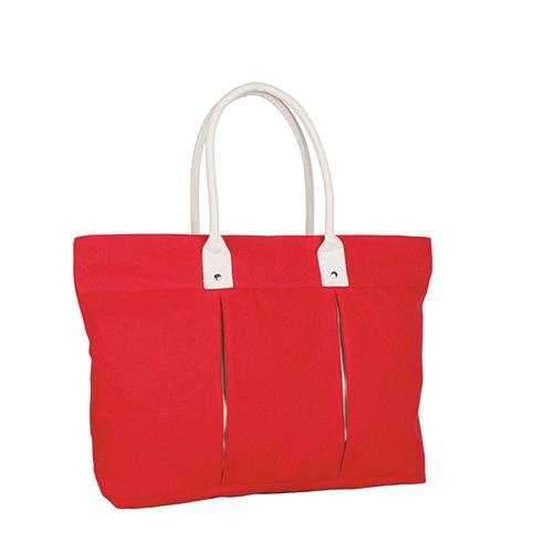 SIN 055 R bolsa lena color rojo 1