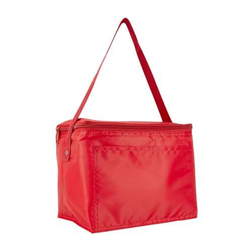 SIN 057 R hielera kosta color rojo