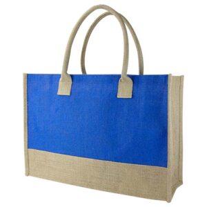 SIN 062 A bolsa torba color azul