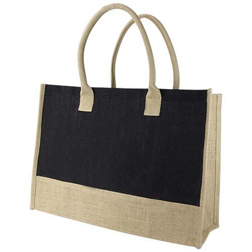 SIN 062 N bolsa torba color negro