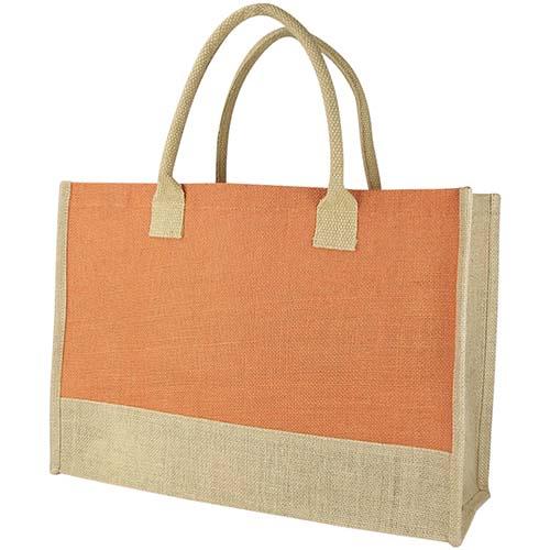 SIN 062 O bolsa torba color naranja 3