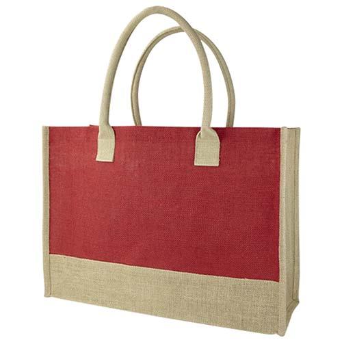 SIN 062 R bolsa torba color rojo 4