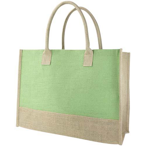 SIN 062 V bolsa torba color verde