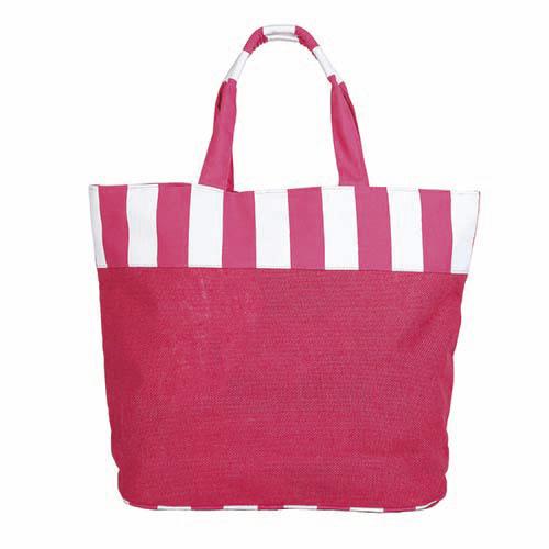 SIN 065 P bolsa mallorquin color rosa 3