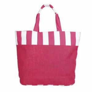 SIN 065 P bolsa mallorquin color rosa