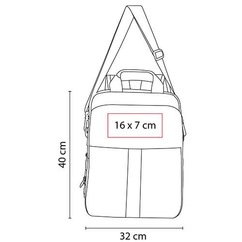 SIN 069 N mochila portafolio kronberg 9