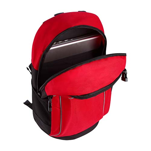 SIN 074 R mochila citarum color rojo 2