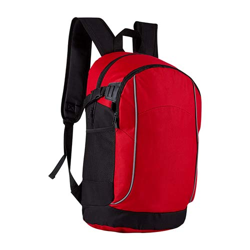 SIN 074 R mochila citarum color rojo 5