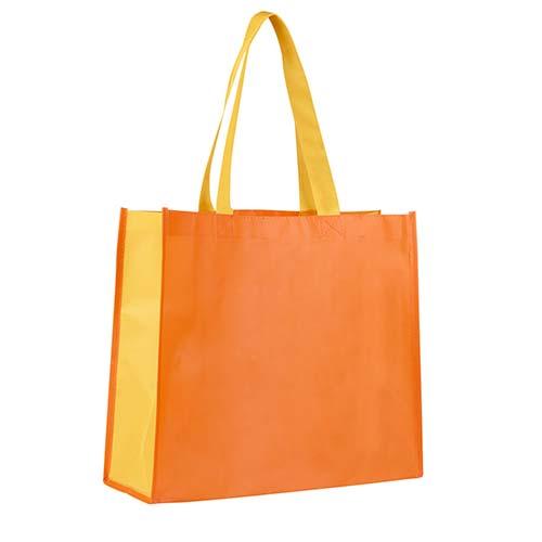 SIN 075 O bolsa belaya color naranja