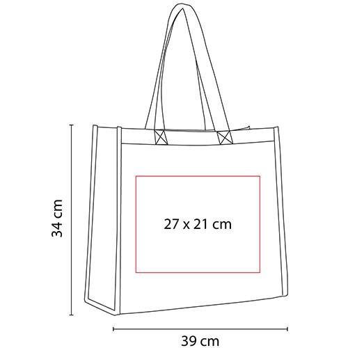 SIN 075 R bolsa belaya color rojo 3
