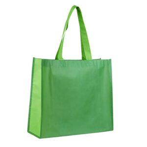 SIN 075 V bolsa belaya color verde