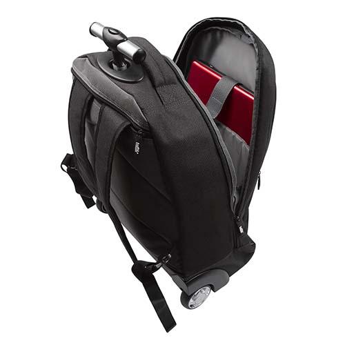 SIN 076 N mochila trolley kronberg color negro