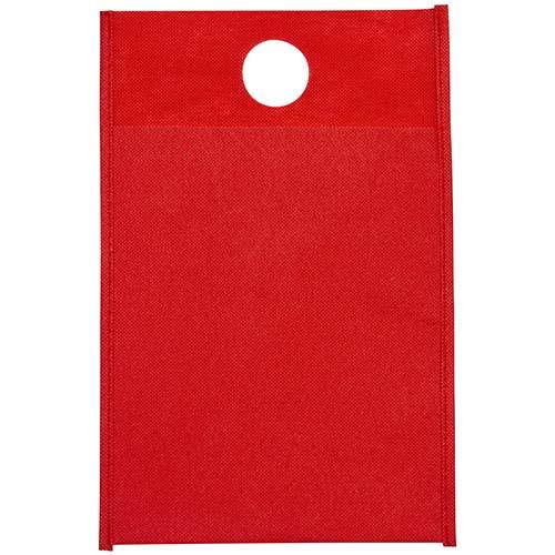 SIN 078 R bolsa mariel color rojo