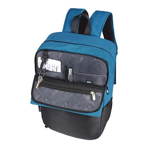 SIN 083 A mochila suhre color azul 6