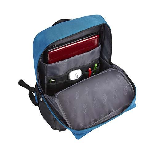 SIN 083 A mochila suhre color azul