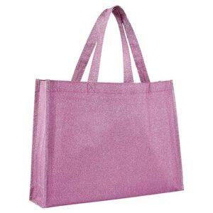 SIN 086 P bolsa sparkly color rosa