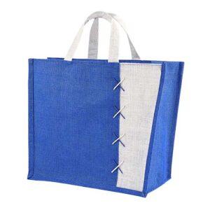 SIN 087 A bolsa almez color azul