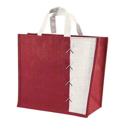 SIN 087 R bolsa almez color rojo 3