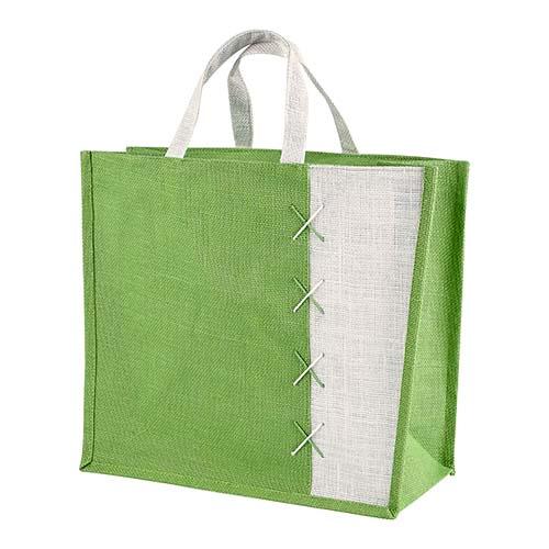 SIN 087 V bolsa almez color verde