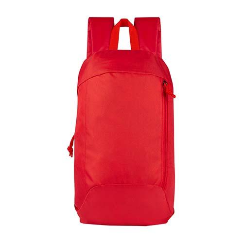 SIN 098 R mochila aunat color rojo