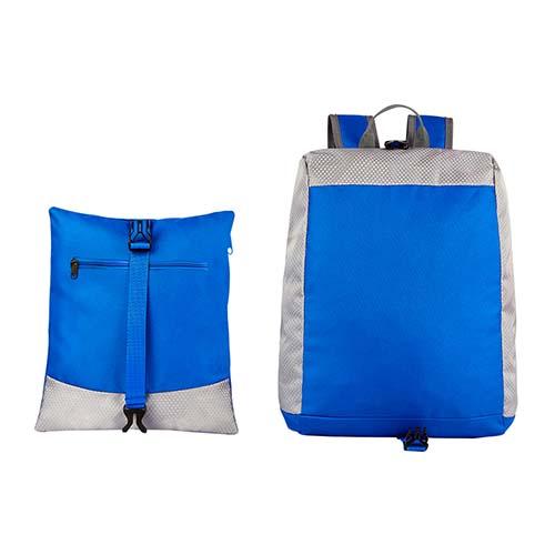 SIN 099 A mochila lorze color azul