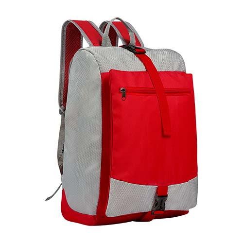 SIN 099 R mochila lorze color rojo 1