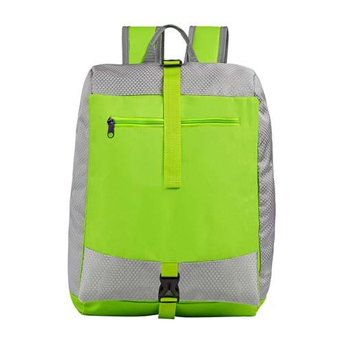 SIN 099 V mochila lorze color verde