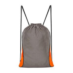 SIN 103 O bolsa mochila mazy color naranja