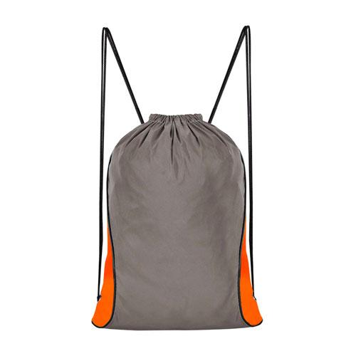 SIN 103 O bolsa mochila mazy color naranja 4