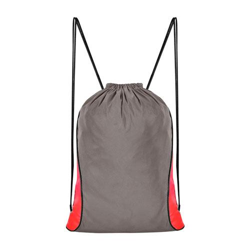 SIN 103 R bolsa mochila mazy color rojo