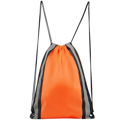SIN 107 O bolsa mochila simme color naranja
