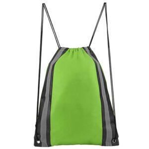 SIN 107 V bolsa mochila simme color verde