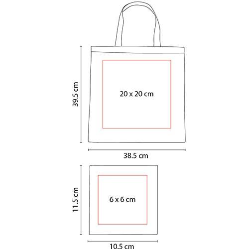 SIN 111 R bolsa gerine color rojo 2