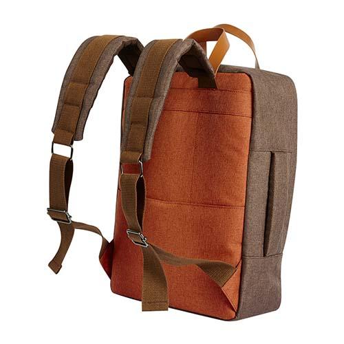 SIN 115 C mochila portafolio daro color cafe 3