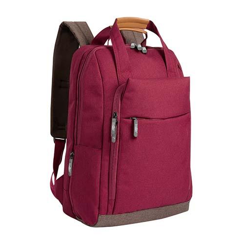 SIN 116 R mochila masai color rojo 1