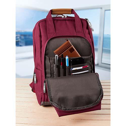 SIN 116 R mochila masai color rojo 4