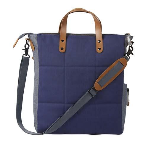 SIN 117 A portafolio halley color azul 1