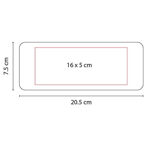 SIN 128 P cosmetiquera sella color rosa 2